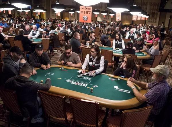 【美天棋牌】新的拉斯维加斯Covid限制将为秋季WSOP的正常举办铺平道路