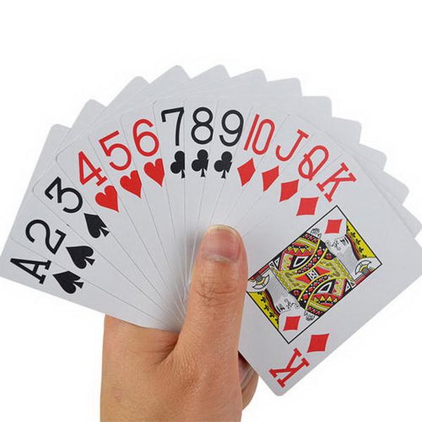【美天棋牌】德州扑克由顶对和翻牌面对子构成的两对 - 2