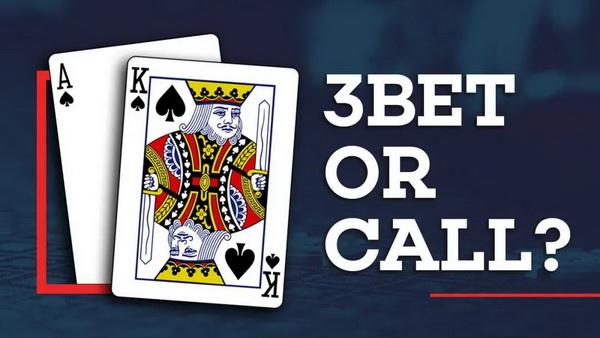 【美天棋牌】德州扑克翻前的AK该如何行动