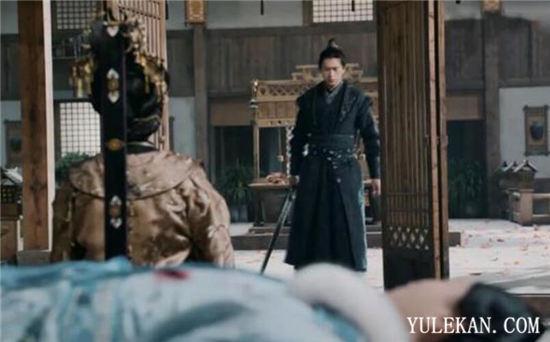 【美天棋牌】丁宁为什么要在叶甄用浅雪逼他到时候往叶甄剑上撞?