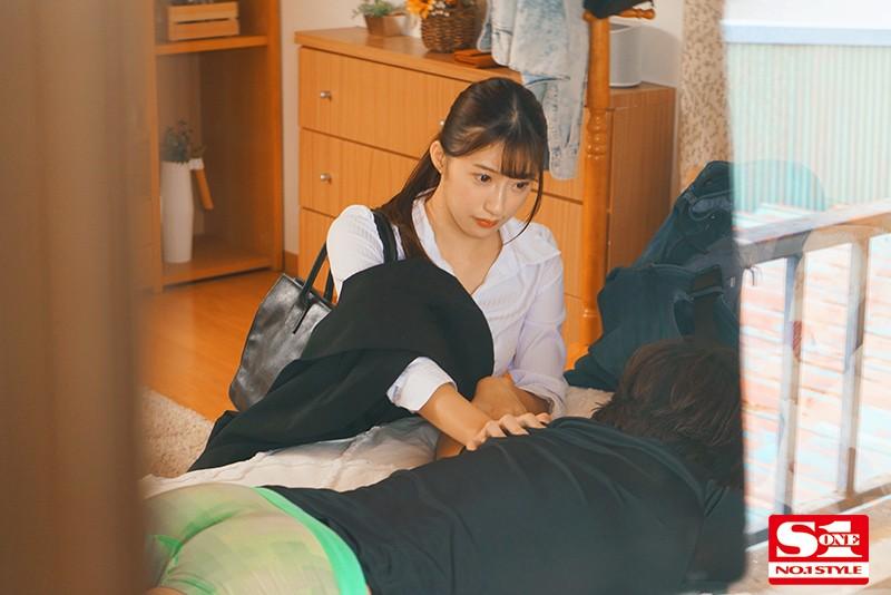 """【美天棋牌】SSIS-066:你想要跟我做对吧,偷窥""""星宫一花""""做爱被发现主动骑上来…"""