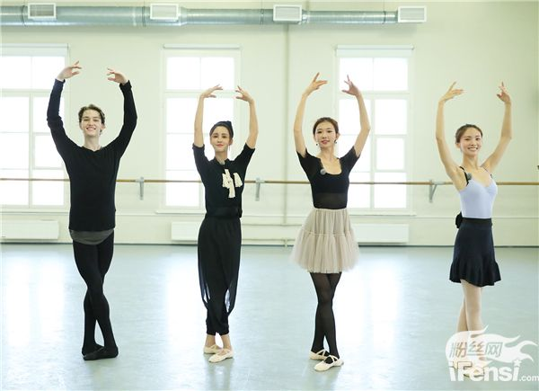 【美天棋牌】俄罗斯芭蕾舞王子迷倒花样团林志玲?