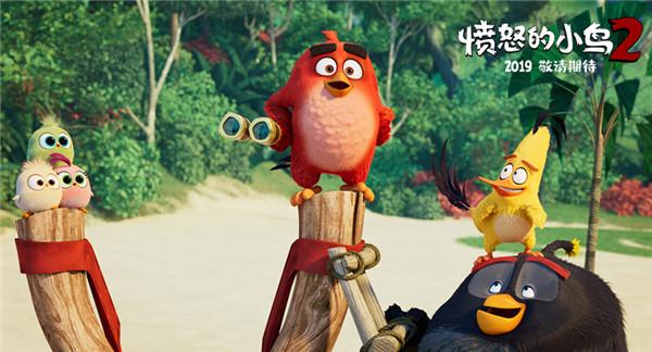 【美天棋牌】《愤怒的小鸟2》曝北美终极预告