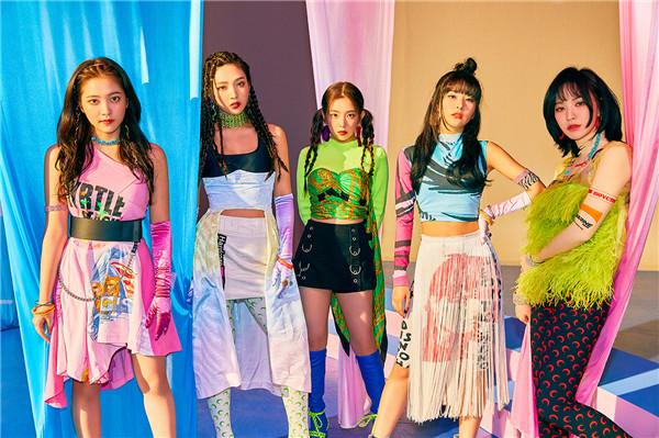 【美天棋牌】Red Velvet《Zimzalabim》回归舞台