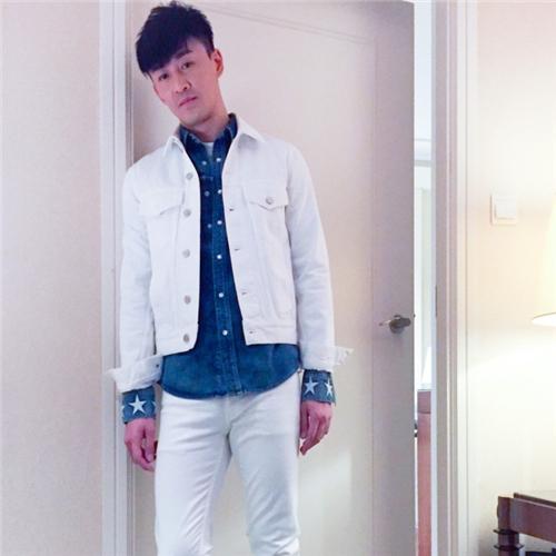 【美天棋牌】新欢张馨月小14岁?林峰公司不予回应