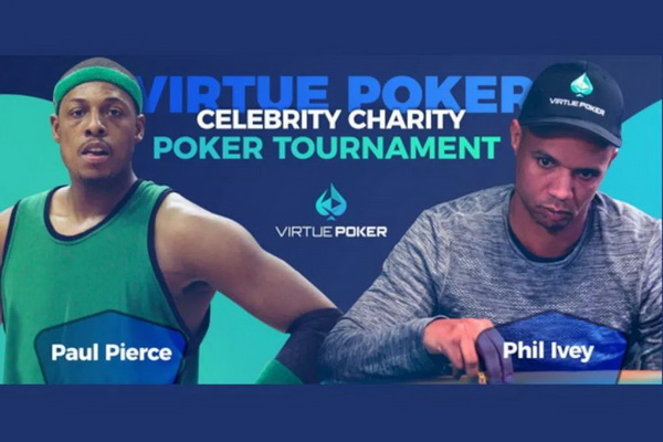 【美天棋牌】Phil Ivey将与NBA球星保罗-皮尔斯对决