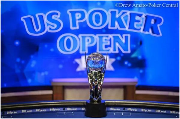 【美天棋牌】美国扑克公开赛下周回归,12场决赛桌将被直播