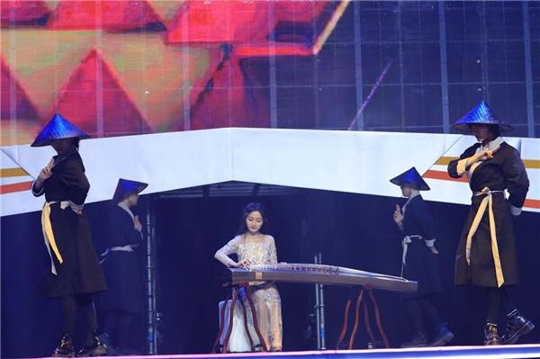 【美天棋牌】来疯STAR超盛典北京开燥展望可期未来